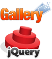 Gallery 3 and jQuery