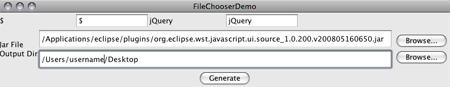 jQueryWTP file patch